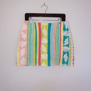Lilly Pulitzer // Skirt